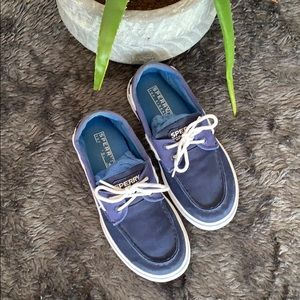SPERRY TOP SIDER BOY SHOES